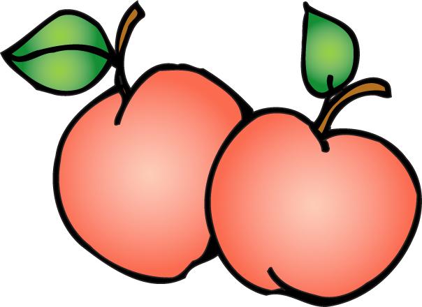 Peaches Cliparts