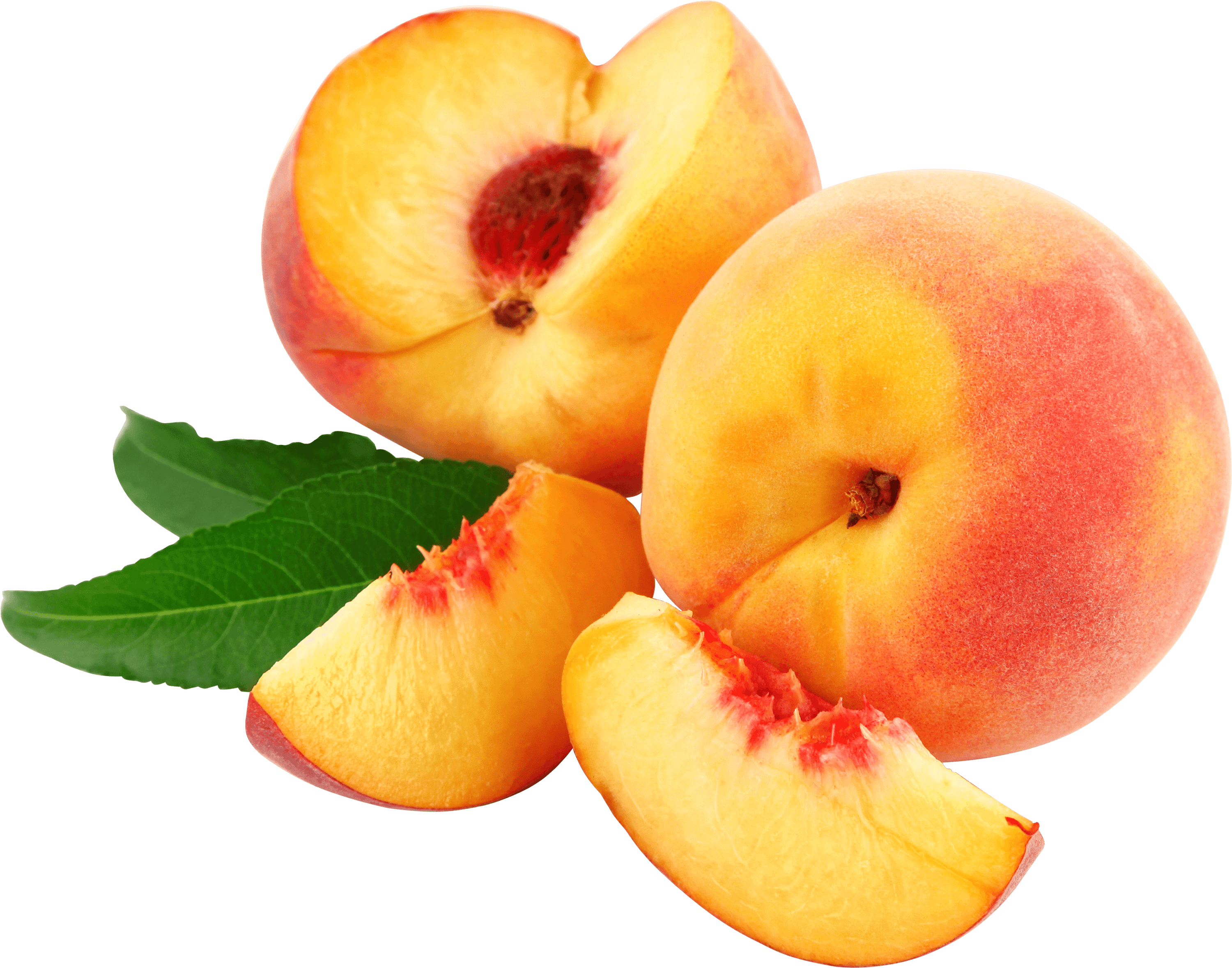 3000x2358 Scene Of Peaches Transparent Png