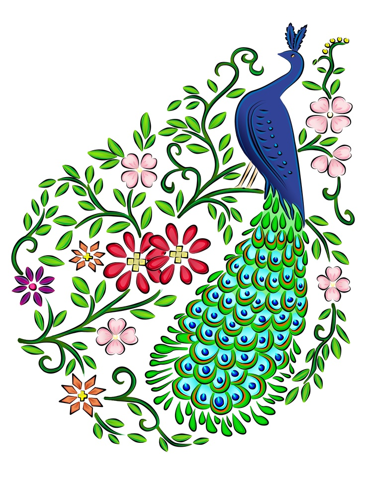 736x981 459 Best Peacock Art Images Drawing, Costumes