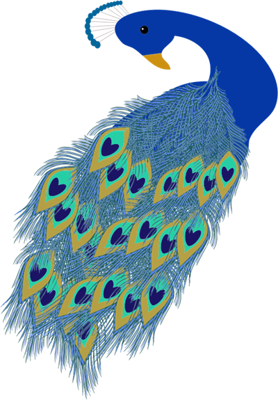 400x575 Free To Use Amp Public Domain Peacock Clip Art
