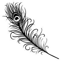 236x222 6 Best Images Of Feather Silhouette Clip Art