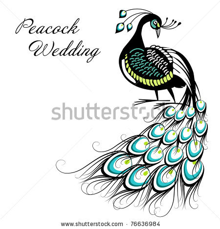 450x470 Graphics For Peacock Wedding Clip Art Free Graphics Www