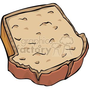Peanut Butter And Jelly Sandwich Clipart