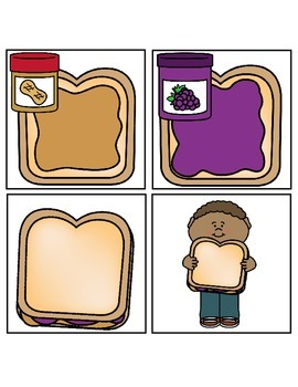 270x350 How To Make A Peanut Butter And Jelly Sandwich Sequence Activity