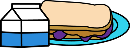 450x169 Kid Eating A Sandwich Clip Art