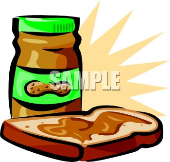 350x333 Peanut Butter Clipart Animated