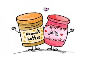 300x213 Peanut Butter Sandwich Fun