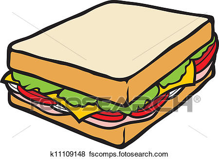 450x327 Toasted Sandwich Clipart Royalty Free. 2,119 Toasted Sandwich Clip
