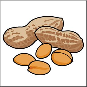 304x304 Clip Art Peanuts Color I Abcteach