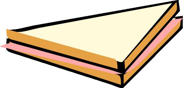 600x290 Ham Sandwich Clip Art