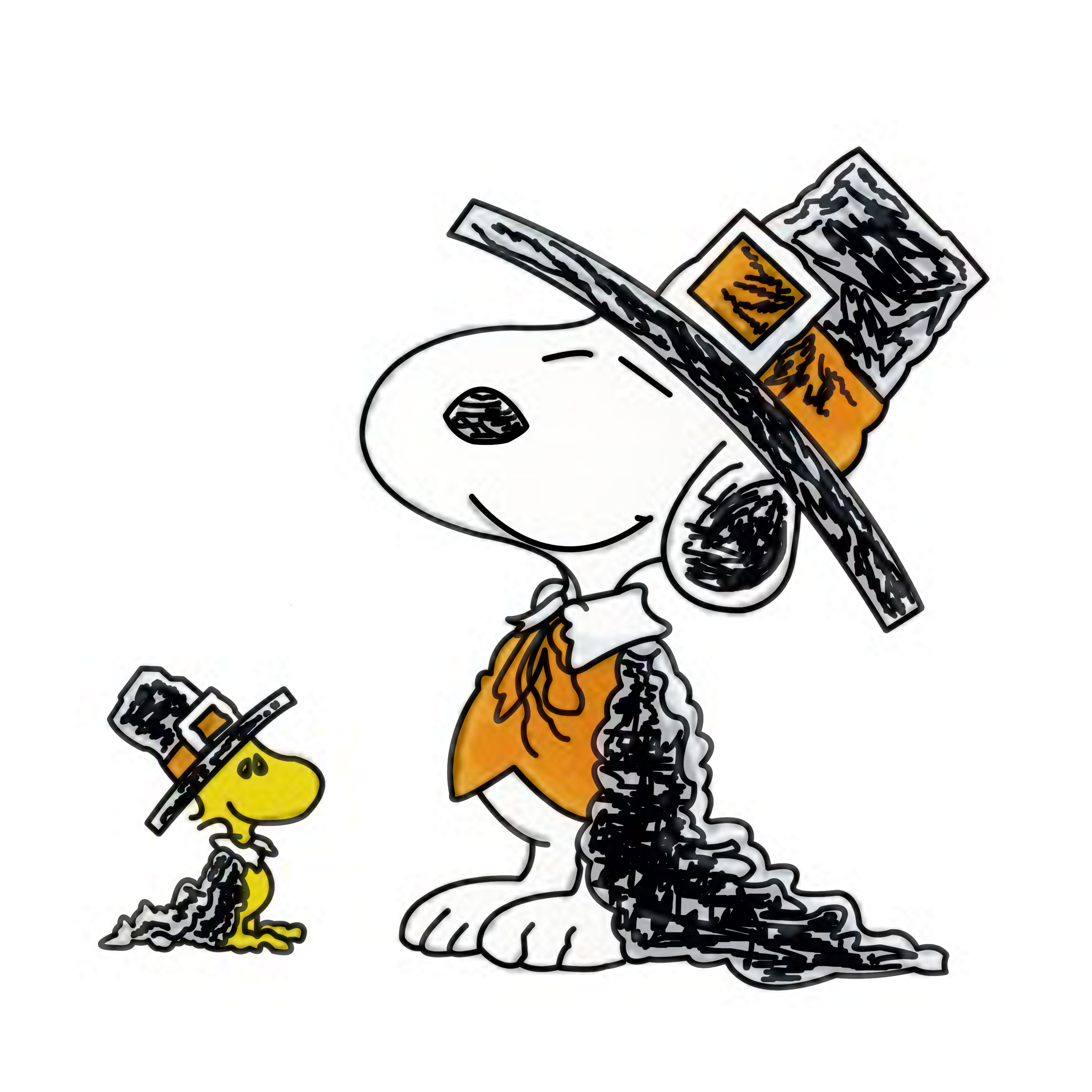 3000x3000 Charlie Brown Thanksgiving Clip Art Many Interesting Cliparts