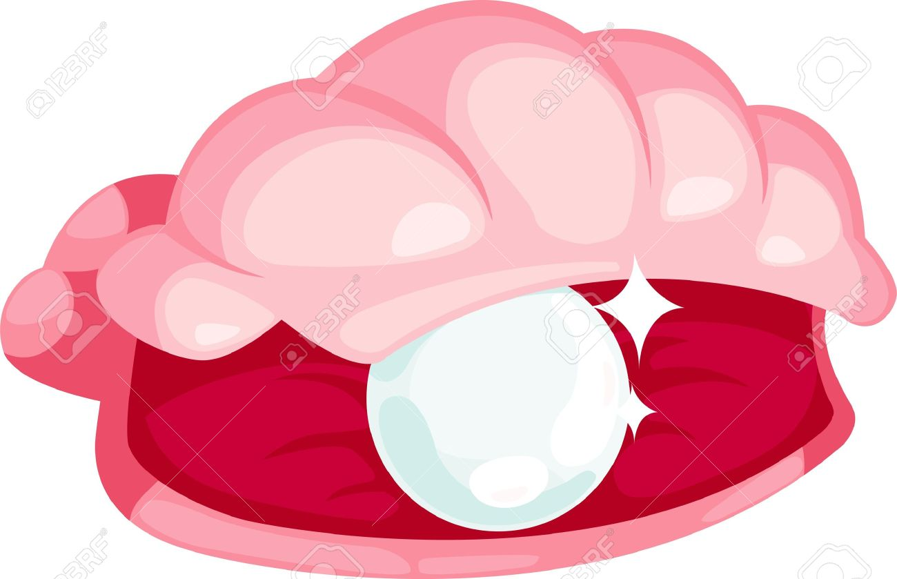 1300x839 Pearl Clipart Pink Pearl
