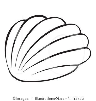 400x420 Cartoon Clipart Seashell