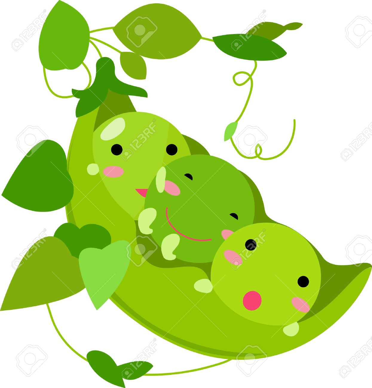 Peas Clipart   Free download best Peas Clipart on ...