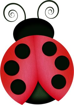 236x337 Pink Lady Bug With White Dots Clip Art