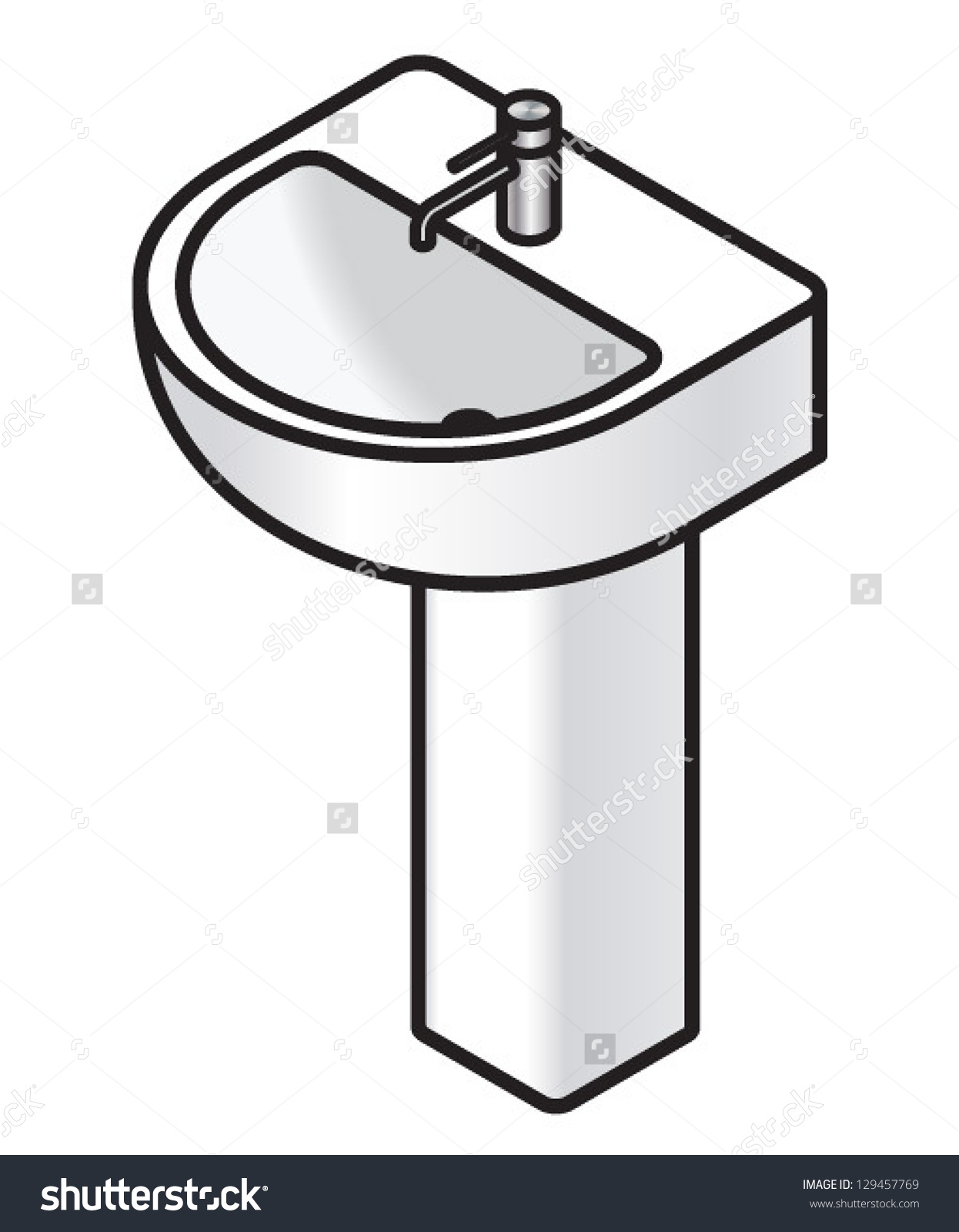 1246x1600 Bathroom Clipart Bathroom Sink