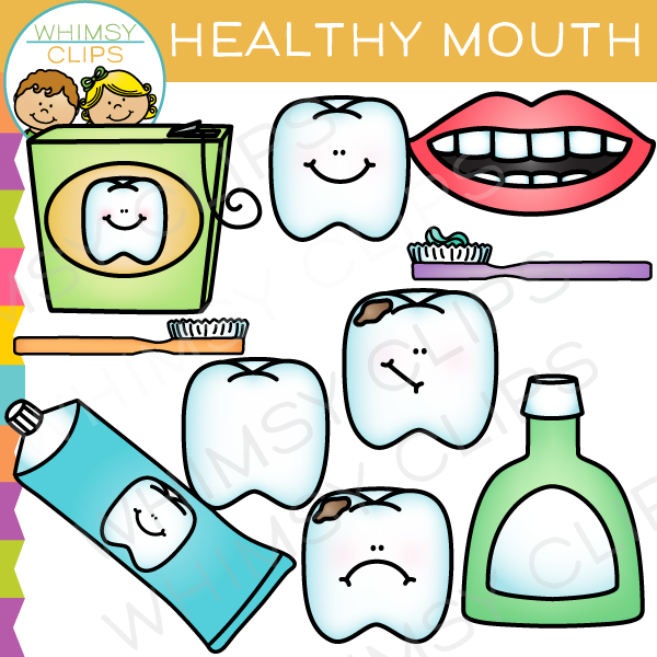 600x600 Pediatric Dentist Clip Art , Images Amp Illustrations Whimsy Clips