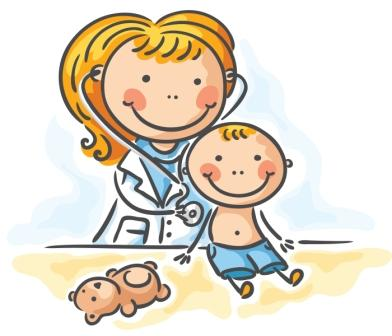 392x336 Pediatric Nurse Cliparts Free Download Clip Art