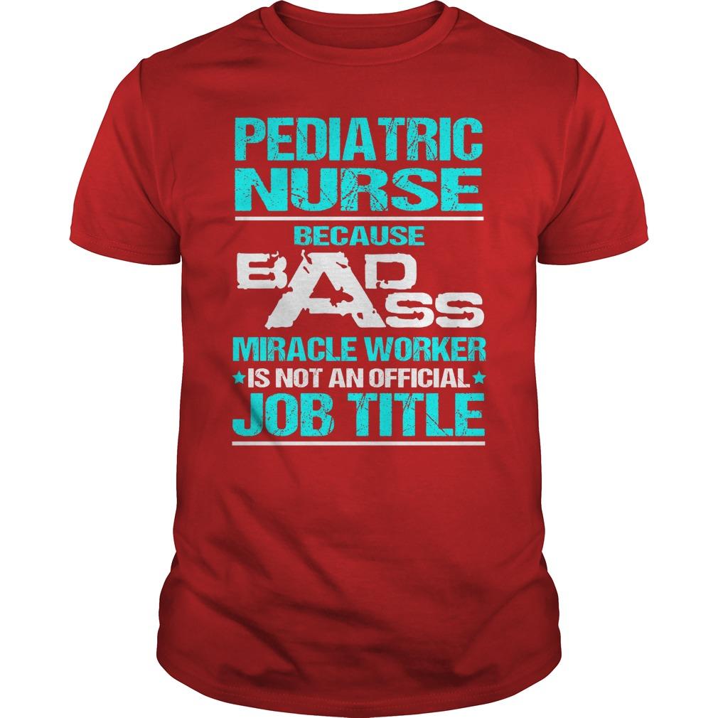 1010x1010 Pediatric Nurse Dare To Be T Shirt, Hoodies An Custom