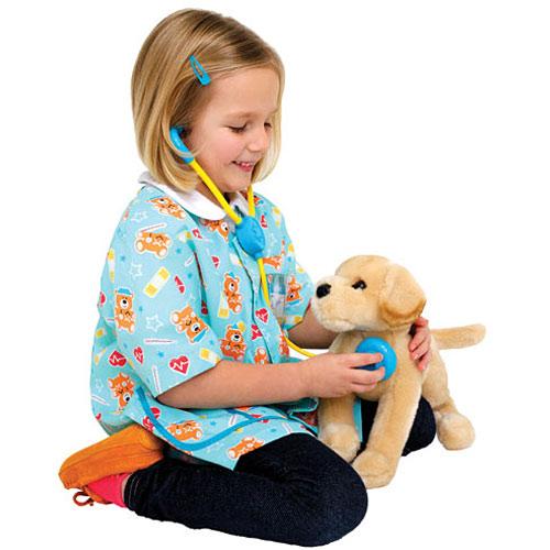 500x500 Pediatric Nurse Role Play Set