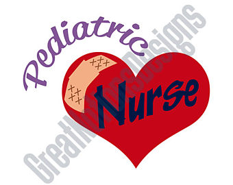 340x270 Pediatric Nurse Svg Etsy