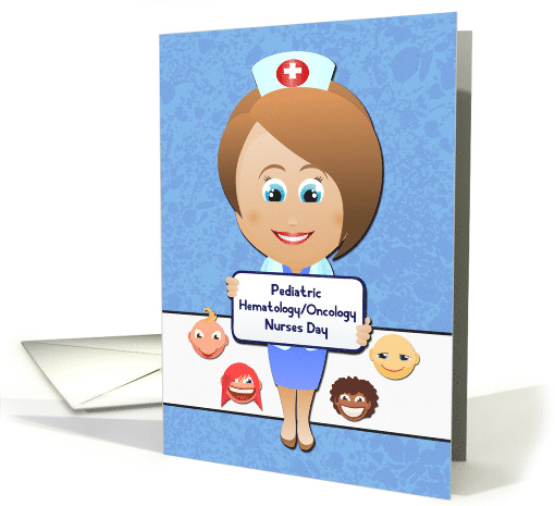 510x465 A Perky Card To Send To Your Favorite Nurse For Pediatric