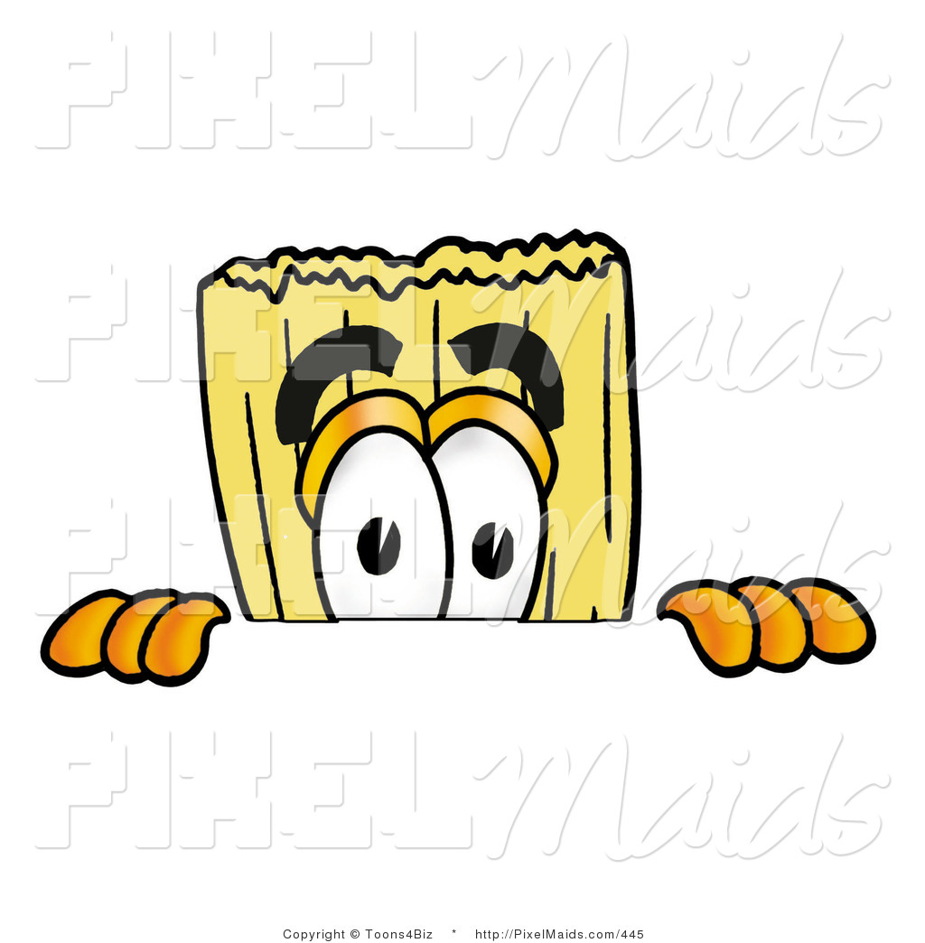 1024x1044 Clipart Of Curious Broom Mascot Cartoon Character Peeking Over