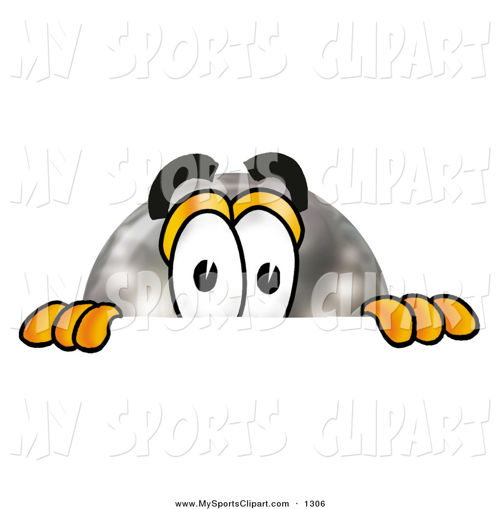 1024x1044 Sports Clip Art Of A Bowling Ball Mascot Cartoon Character Peeking