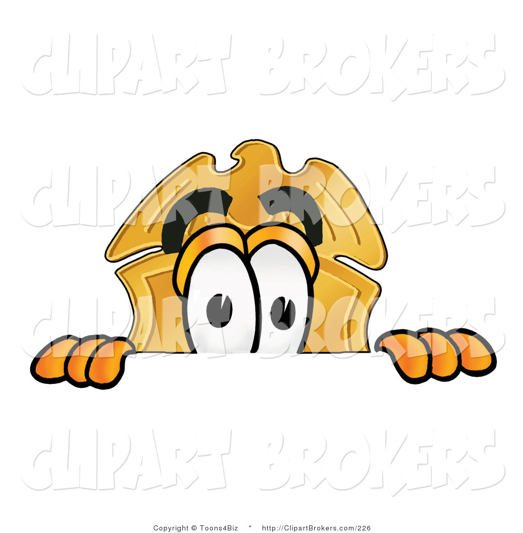 1024x1044 Clip Art Cartoon Of A Police Badge Mascot Cartoon Character