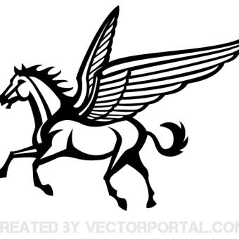 Pegasus Clipart Free