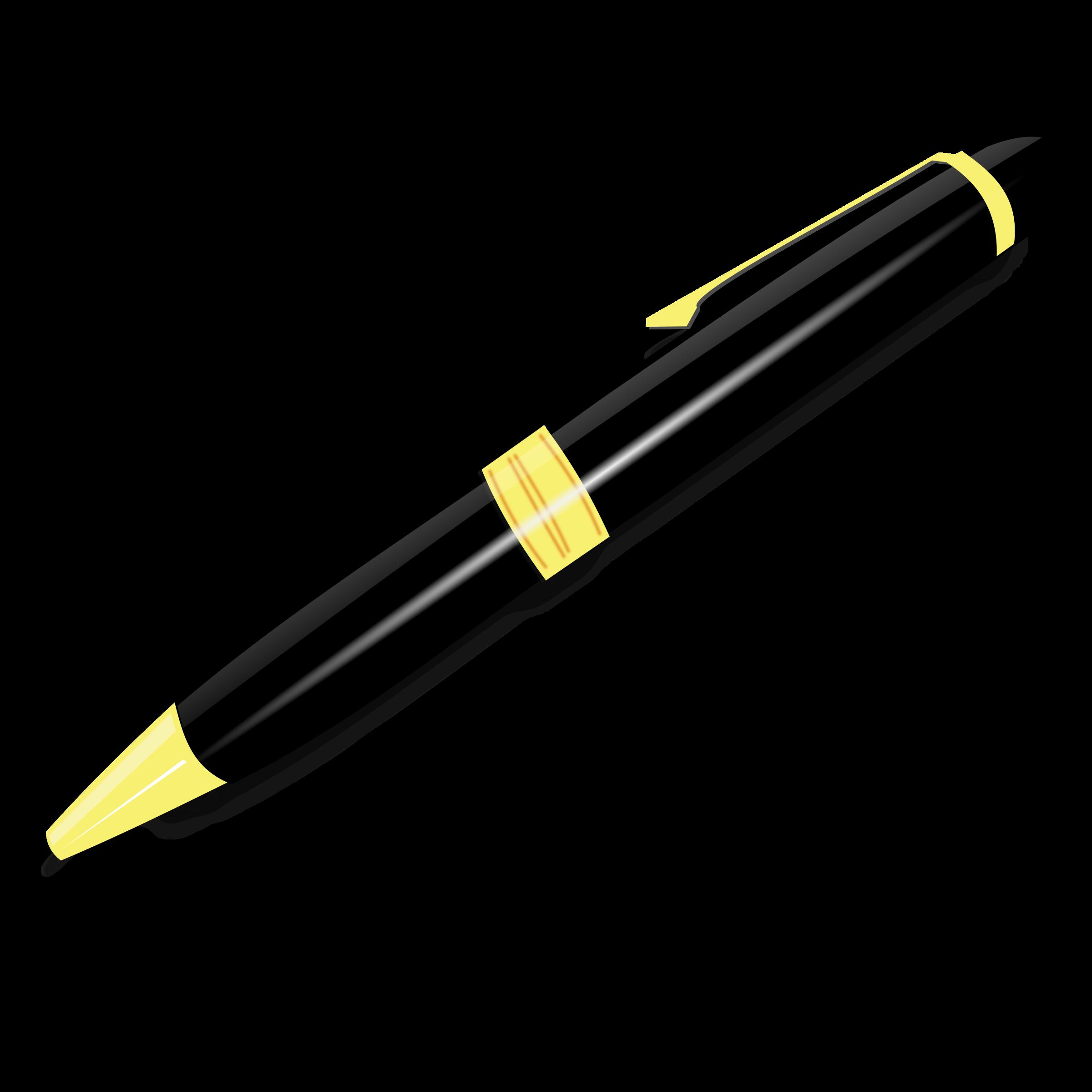 2400x2400 Pen Clip Art