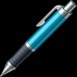 256x256 Top 57 Pen Clip Art