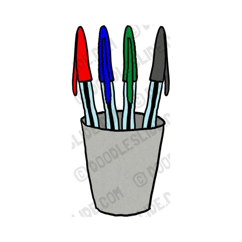 800x800 Pen Clip Art