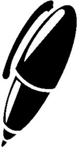 164x300 Pen Clipart Image