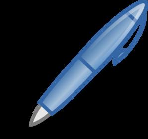 298x279 Style Pen Clip Art