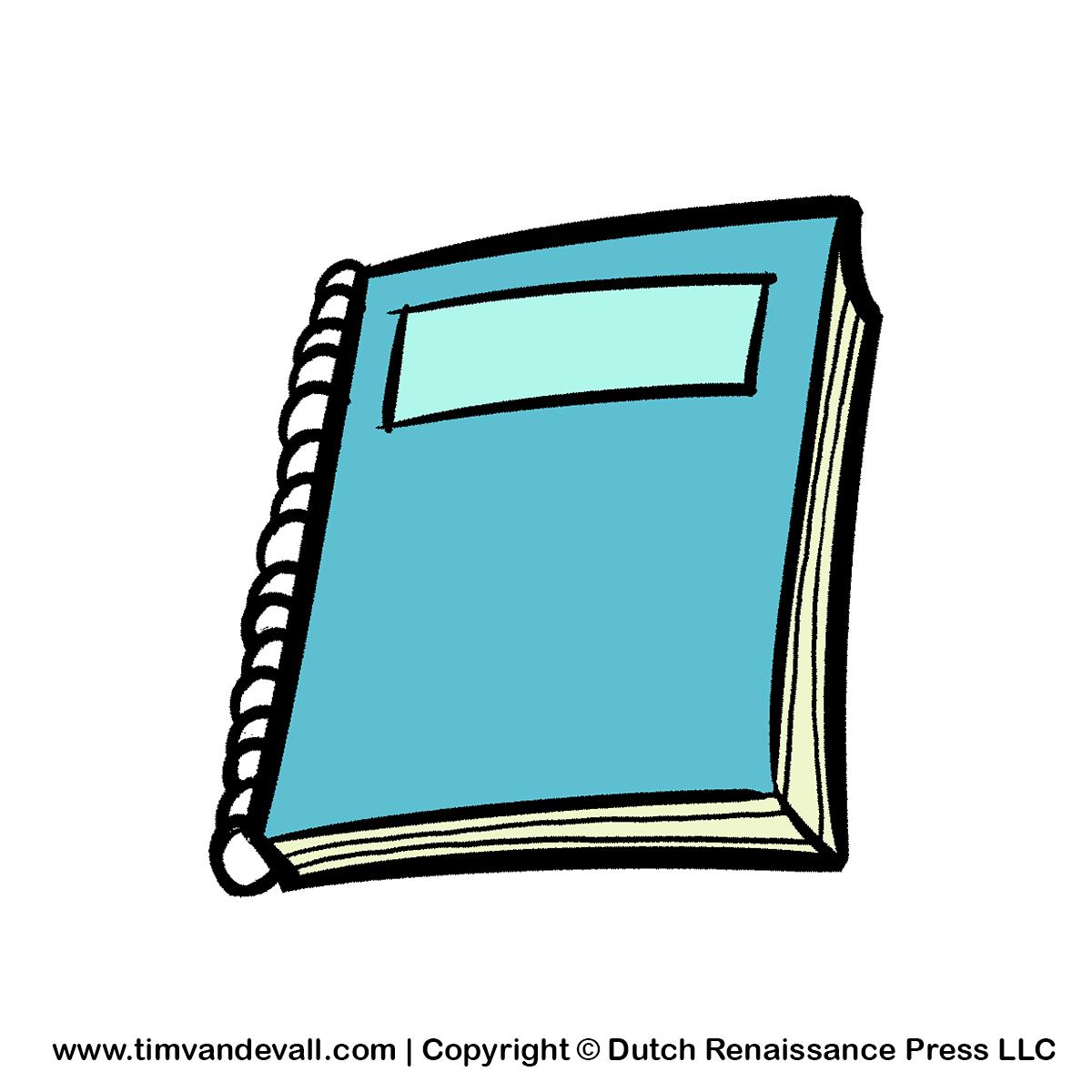 1200x1200 Notebook Clipart School Notebook
