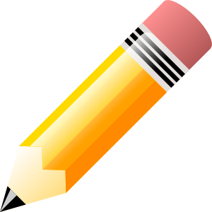 300x300 Best Pencil And Paper Clipart