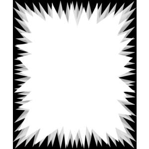 300x300 Pencil Border Clipart