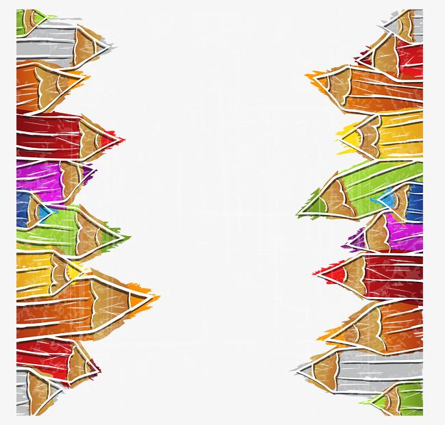 650x621 Pencil Border Png Images Vectors And Psd Files Free Download