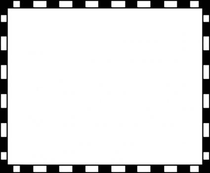 425x350 Black And White Pencil Border Clipart Clipart Panda