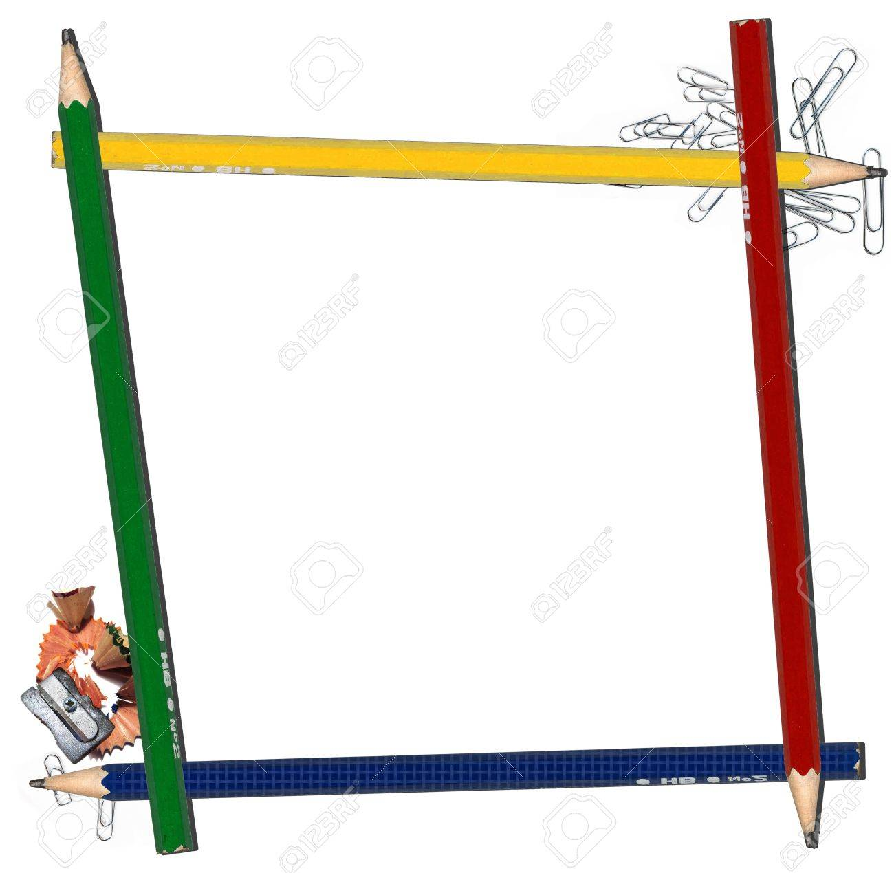1300x1270 Picture Suggestion For Pencil Border Template