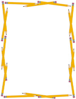 250x324 Printable Paper Clip Border. Free Gif, Jpg, Pdf, And Png Downloads