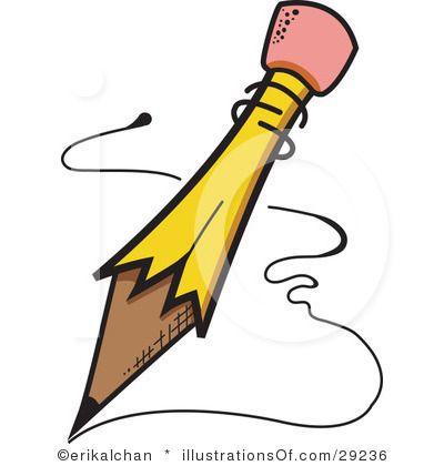 400x420 Fancy Clipart Pencil Pencil Clip Art Border
