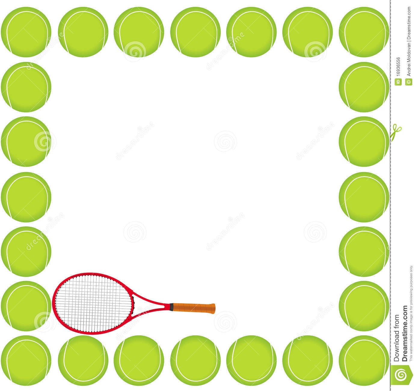 1387x1300 Tennis Ball Clipart Border