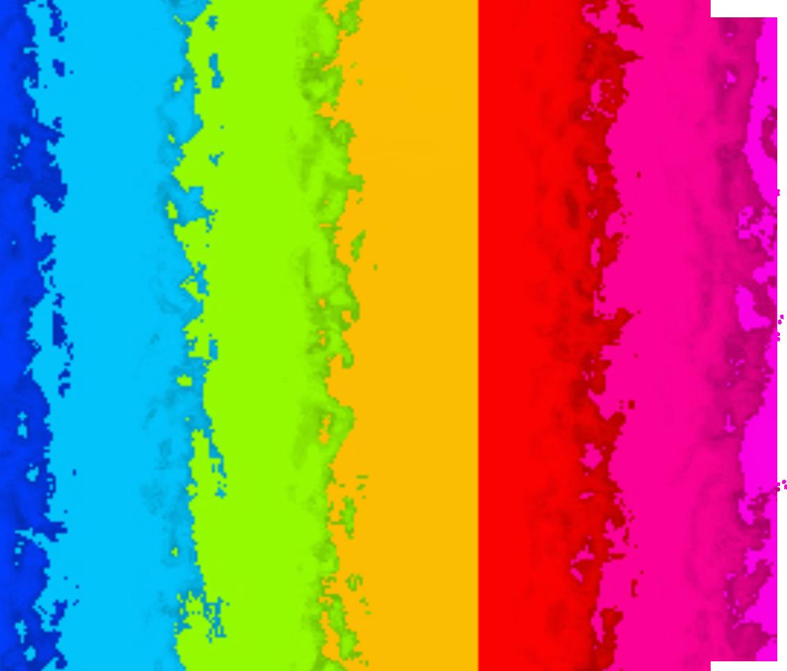 1134x968 Rainbow Clipart Frame