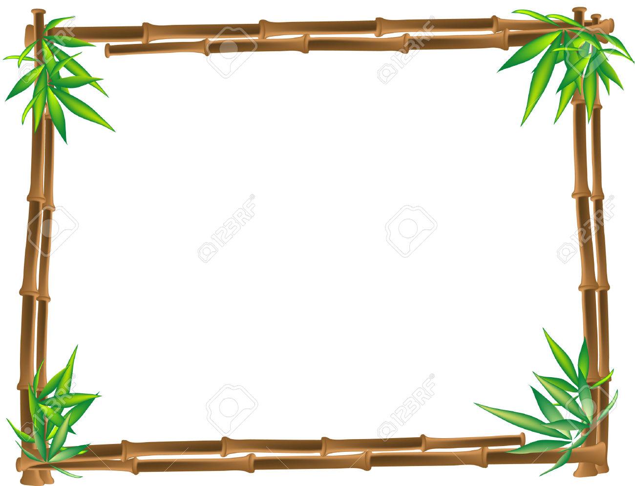 1300x996 Bamboo Borders