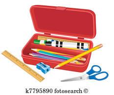 233x194 Pencil Scissors Clip Art And Illustration. 6,560 Pencil Scissors