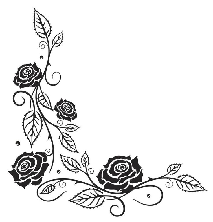 736x765 Best Rose Vine Tattoos Ideas Rose Vines, Rose