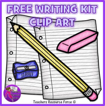 Pencil Paper Clipart