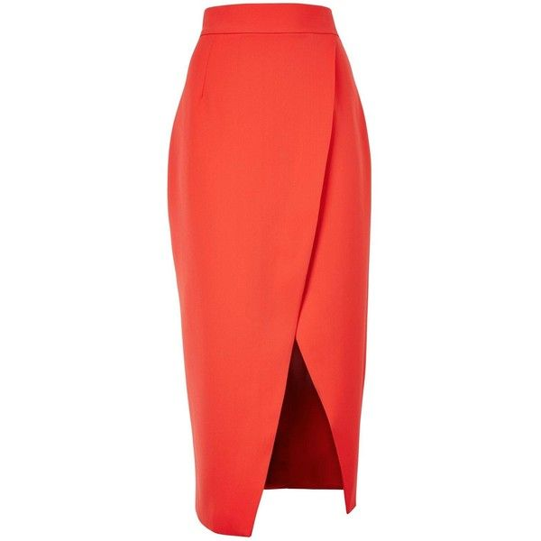 600x600 Best Orange Pencil Skirts Ideas Orange Women'S